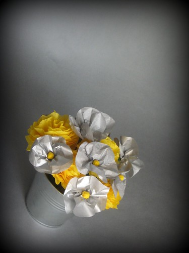 paper flowers 736