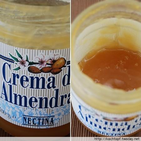 Crema de Almendras - Mandelpaste