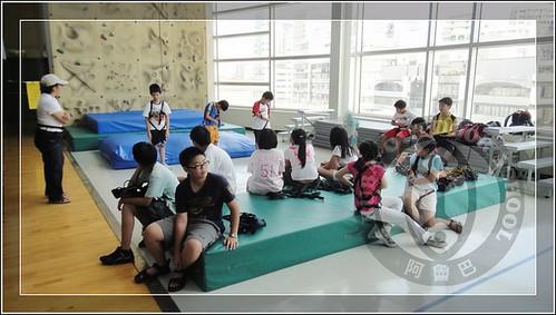 20100707阿魯巴攀岩課程夏令營318