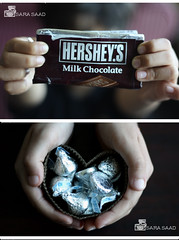 hershey (S A R A ' S A A D ) Tags: sara chocolate delicious hershey saad
