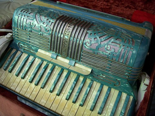 my new accordion