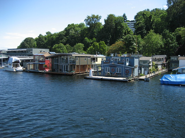 Argosy Cruise - Floating Houses
