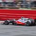 Jenson Button - McLaren - F1 Qualifying British GP 2010