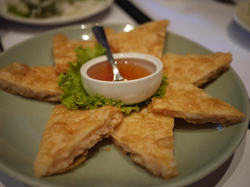 瓦城 - 月亮蝦餅(原味)