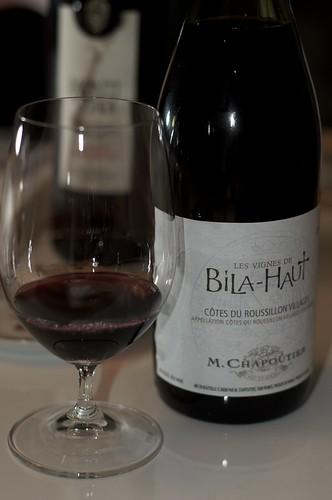 2008 M. Chapoutier Bila-Haut Rousillon