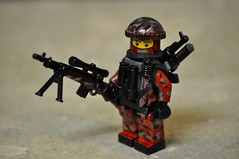 Spetsnaz (Vengeance of Lego) Tags: 2 6 3 modern 1 call lego russia 5 duty 4 7 s special op russian cod operation spec forces warfare spetsnaz