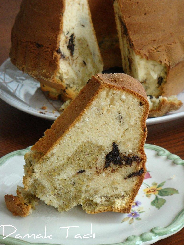 Fıstıklı Kek