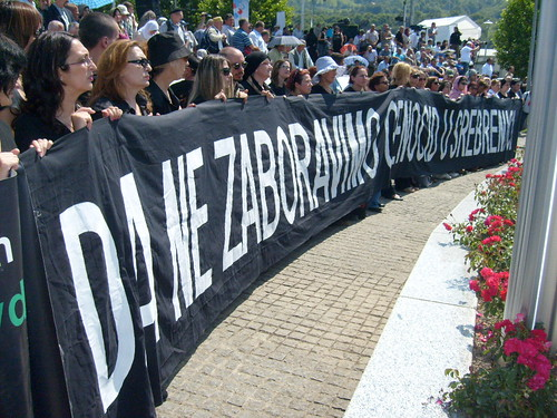 Women in Black from Belgrade