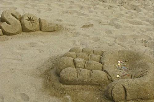 barcelona beach 009
