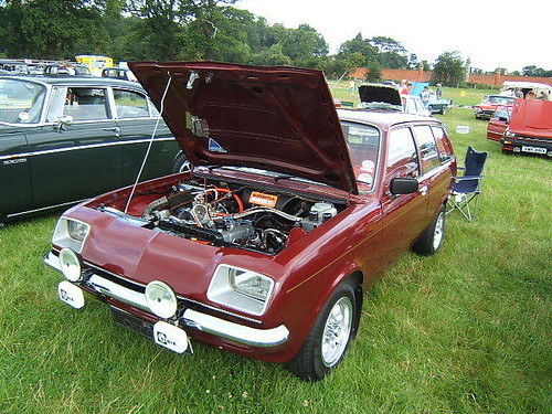 VAUXHALL 1256cc CHEVETTE ESTATE