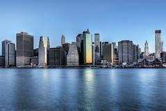 Southern Tip of Manhattan (Tony Shi Photos) Tags: new york city nyc urban ny skyline photo downtown day cityscape manhattan district best clear tip serene lower financial hdr shimmering nuevayork beekman 纽约 skysrapers 紐約 نيويورك nikond700 ньюйорк 뉴욕주 tonyshi ניויאָרק