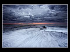 Rushing Water Mona Vale (sachman75) Tags: water clouds sunrise waves australia nsw canon5d 1740mm rockpool rushingwater northernbeaches leefilters monavalebeach gradnd3stop