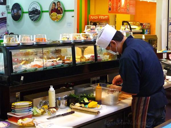 Sushi Assembly