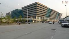 ศูนย์ราชการ แห่งใหม่ถนนแจ้งวัฒนะ : อาคาร A