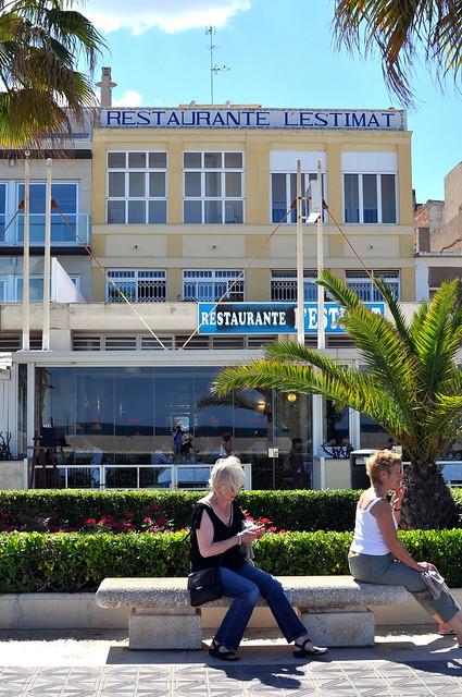 Restaurante L'estimat - Valencia