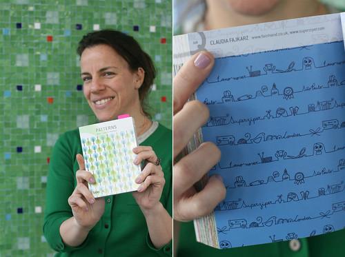 Participação no livro Patterns