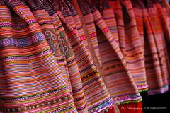 (Fay Lim (Fly)) Tags: portrait people mountain flower color market sunday north culture vivid vietnam sapa hmong bacha