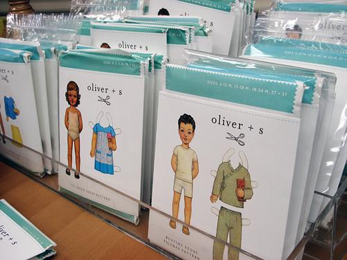 Oliver + S Patterns