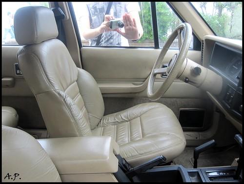1994 Honda Prelude Interior. 1994 Honda Prelude Interior;