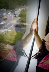 reflecting (Arciteka) Tags: selfportrait reflection me window yo moi