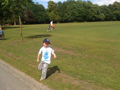 Our first trip to Worden Park