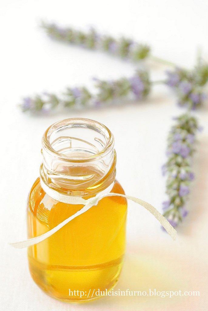 Sciroppo alla Lavanda-Lavender Syrup