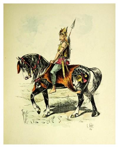 004-Jefe Galo-Le chic à cheval histoire pittoresque de l'équitation 1891- Louis Vallet