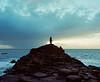 (Gebhart de Koekkoek) Tags: ireland sea film nature water top giantscauseway