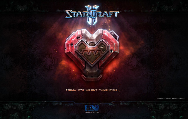 Starcraft II Wallpaper Terran