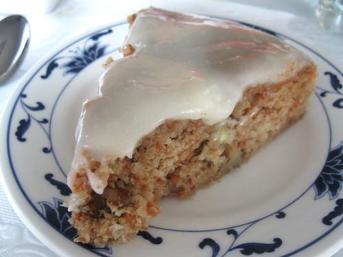 Trang Viet Cuisine Carrot Cake