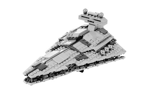 8099 MIDI Scale Imperial Star Destroyer