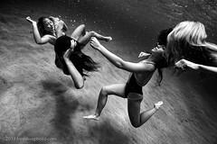 20100610_Makua_0097_(BW) (Kurt Chambers) Tags: usa model underwater alicia oahu kari hi americanapparel filine filiz makuabeach otherkeywords