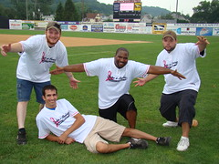2010 PA Home Run Derby at the Williamsport Crosscutters Team Photo: Best Buy