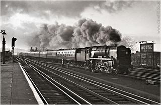 Waterloo Train