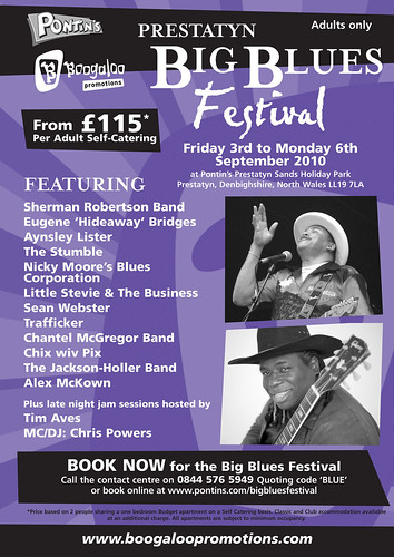 18276 Prestatyn Blues Festival Cover (HIGH RES)