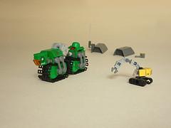 Humanitarian Rescue Rover (Pierre E Fieschi) Tags: rescue lego pierre rover micro humanitarian microspace moonrover fieschi microscale microspacetopia