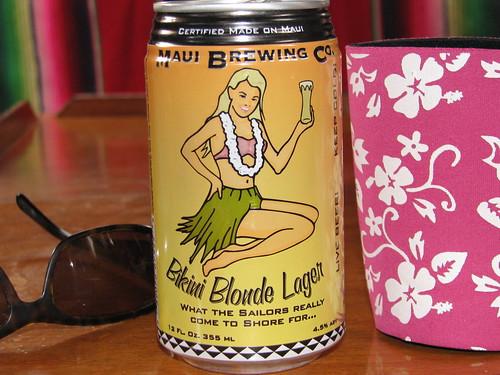 Maui beer