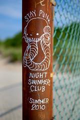 Stay Punk (break.things) Tags: nyc newyorkcity ny newyork graffiti swampy swampdonkey staypunk summer2010 nightswimmersclub