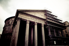 Pantheon (garygraphy) Tags: rome pantheon