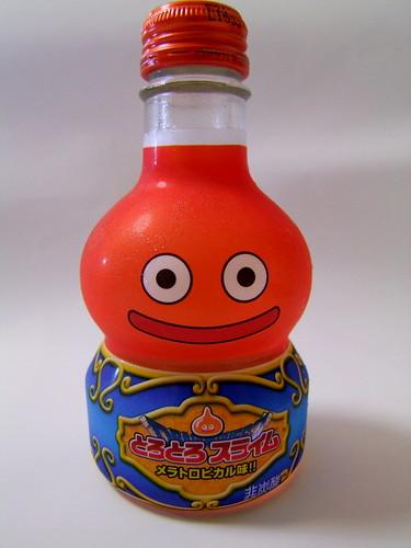ドラゴンクエストとろとろスライムメラトロピカル味!!/Dragon Quest Toro-Toro Slime Mera tropical!!