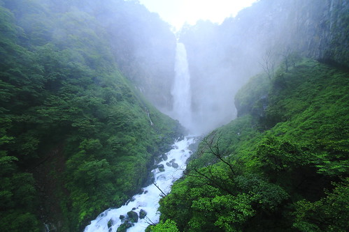 Kegon Waterfall 華厳の滝
