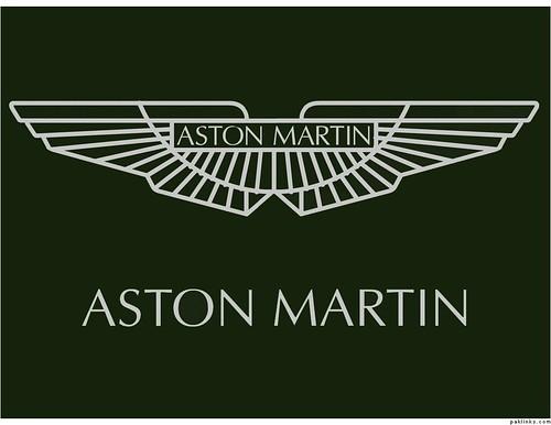 All The Latest Information Aston Martin Logo Black Background