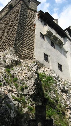 """Castle Bran, aka """"Dracula's Castle"""""""