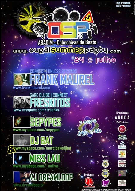 Cartaz OSP 2010 final