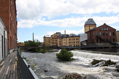 "Norrköping  Motala ström Industrilandskapet • <a style=""font-size:0.8em;"" href=""http://www.flickr.com/photos/23564737@N07/4807903751/"" target=""_blank"">View on Flickr</a>"