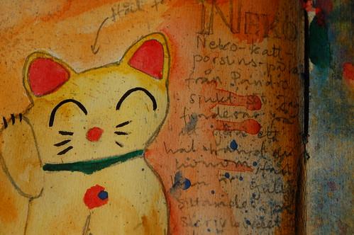 Sketch of Neko