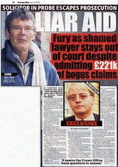 LIAR AID Solicitor in probe escapes prosecution