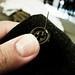 194/365: Mending Clothes