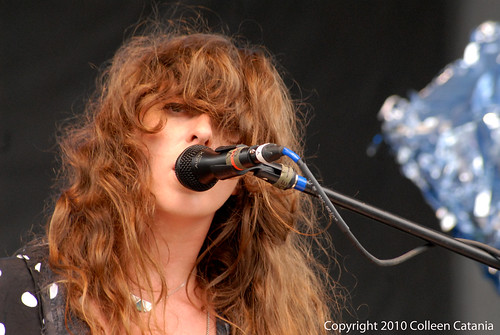 Beach House Pitchfork Music Festival By Colleen Catania