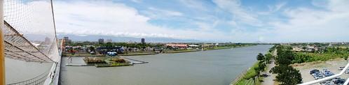 連龜山島都看得到的全景